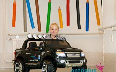 Pick-up voor kinderafdeling Antonius Ziekenhuis Sneek