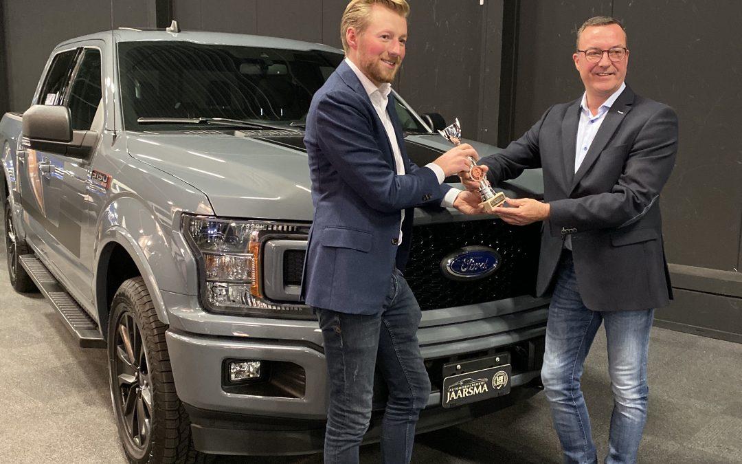 Ford F-150 wint Bestelauto Expo publieksprijs