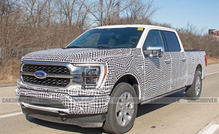 De 2021 Ford F-150: dit is wat we tot nu toe weten