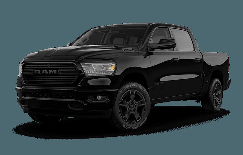 RAM 1500 Sport in Diamond Black